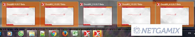 Cách Mở Nhiều Cửa Sổ Giả Lập Droid4x Trên Máy Tính