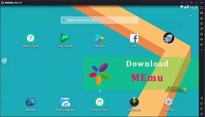 Download Memu Phan Mem Gia Lap Android Moi Va Tot Nhat Cho Pc 1