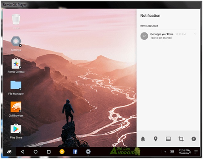 Download Remix Os Player Gia Lap Android Tot Nhat Tren May Tinh 11