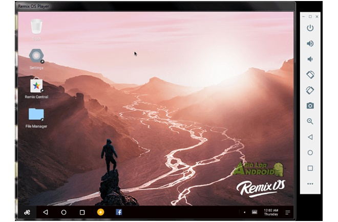 Download Remix Os Player Gia Lap Android Tot Nhat Tren May Tinh 4